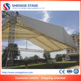 Light Frame Outdoor Concert Stage Tent Square Truss