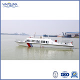 2019 Hq2000A 20m Diesel Engine High Speed Steel/Aluminium Cruise Passenger Boat for 48 Persons