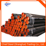 Light Piles / High Frequence Welded Carbon Steel Pipe API5l / ASTM A53 / ASTM 252 /API5CT