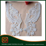 Embroidered Chemical Cotton Collar Lace