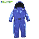 Nylon/Taslon Breathable Outdoor Kid Raincoat