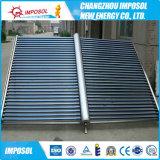 Low Pressure Vacuum Tube Solar Collector (ISO. CE. SGS) (REBA)