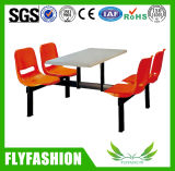 Canteen Furniture Dining Table and Chair Set Restaurant Table (DT-02)