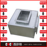 China Laser Cutting Metal Tin Box Price