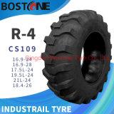 Factory R4 Pattern Bias Agriculture Backhoe Loader Grader Industrial Tyre with 12.5/80-18, 16.9-24, 16.9-28, 17.5L-24, 19.5L-24, 18.4-26