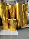 Induction Gold Aluminum Foil Sealing Liner Raw Material