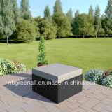 2018 New Design Corner Cube Dining Set Rattan Garden Furniture