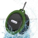 OEM Outdoor Portable Waterproof Hook Climbing Bicycle Bluetooth Speaker