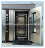 Stainless Steel Bakery Industrial Rotary Bread Oven Price