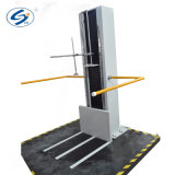 ISO Battery Double Wing Free Zero Drop Test Machine From Drop Testing
