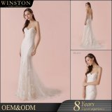 New Style China Custom Made OEM Wedding Dress