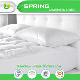 Bamboo Mattress Protector - Waterproof, Breathable Fabric and Soft to The Touch.