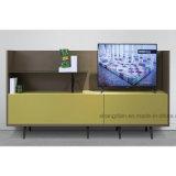 Wholesale Wooden Antique TV Cabinet Designs for Apartment (ST0044)
