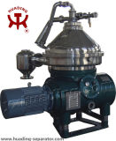 Disc Separator for Oil Refining Process
