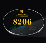 Digital Room Door Number Plates Dnd for Hotel, Apartment and House