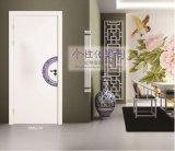 3D Paint Wood Plastic Composite WPC Door/Interior Waterproof MDF Door for Bedroom