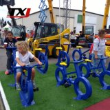 TUV Ce Certified Commercial Outdoor Kids Fitness Playground Gym Equipment