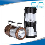 Wholesale Stretched Solar /DC Tent Light Lantern with Charge Cable