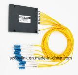 Fiber Optic Telecommunication Gpon Equipment Wdm Pon 8CH CWDM