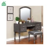 Dresser Furniture Factory Simple and Top Quality Dresser with Mirror