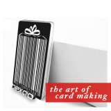 High Quality Four Colors Both Sides Custom Printing Gift Cards with Paper Folder