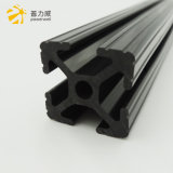 Custom Made Extrusion T-Slots 2525 PVC Plastic Profile