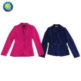 Cheap Used Clothing Women Winter Short Worsted Coat Used Clothes in Dubai