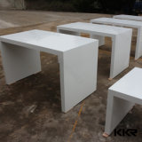 Royal White Acrylic Solid Surface Bar Counter Table