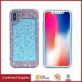 Shiny Glitter Sparkle Sequin Soft TPU Phone Cases for iPhone X