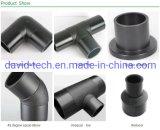 HDPE PE Plastic Pipe Equal Tee Fittings
