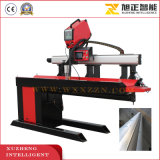 China Factory Cylindrical Water Tank Sheet Metal TIG Welding Equipment
