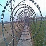 High Security Razor Wire Fence Concertina Razor Wire Barbed Wire