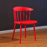 Sp-UC003 Supplier Stackable Plastic Chair White Outdoor Heavy Weight