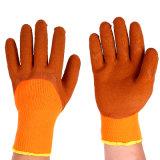 Latex Foam Winter Warm Work Glove Wholesale in Guangzhou