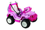 Ride on Pink Princess Girls Electric Jeep 12v Toy