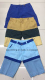 Stock Men's Casual Fashion Washed Over Leisure Shorts