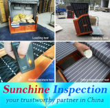 Beach Chair Quality Inspection Service / Product Visual Inspection and Testing / Comprehensive Inspection Report