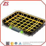 Customized Indoor Free Jump Arena Trampoline Park for USA Clients