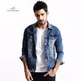 Fashion Faced Men Cotton Long Sleeve Denim Jackets by Fly Jeans
