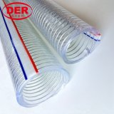 Cheap Steel Wire UV Resistant Hot Water Conveying PVC Flexible Pipe Factory Supplier
