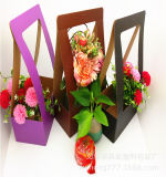 High Quality Luxury Paper Customised Flower Gift Box Packaging