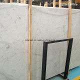 Italian White Carrara Marble for Tile, Countertop, Slab