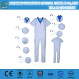 Made in China Fashionabl Wholesale Uniforms Medical Scrub Suit