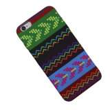 Custom Cloth Silicone Mobile Phone Case for Galaxy S5