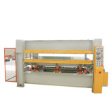 Automatic 5 Layer Plywood Making Flush Laminating Hot Press Machine for Door Skin