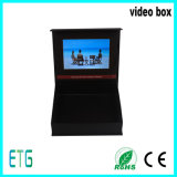 7 Inch Spot Printing Video Box for Hot Sale
