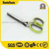 Heavy Duty 5 Layers Multi Use Vegetable Cutting Scissors