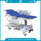 AG-HS008 ISO Ce Approved Hospital Instrument Ambulance Stretcher for Sale