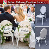 White Modern Leather Wedding Wholesale Party Chairs Yc-D200-2