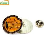 Wholesale Metal Craft Promotion Custom Enamel Lapel Pin Badge
